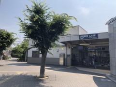 ①仁川駅の南口から徒歩3分です。